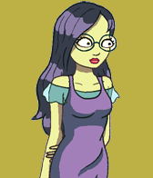 Yuriko from Puzzle Bots
