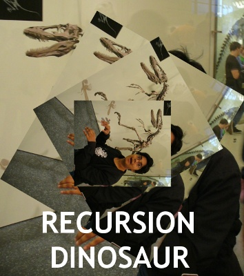 Recursion Dinosaur
