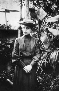 Portrait of Lise Meitner, 1900