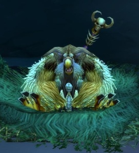 Virago, a World of Warcraft character