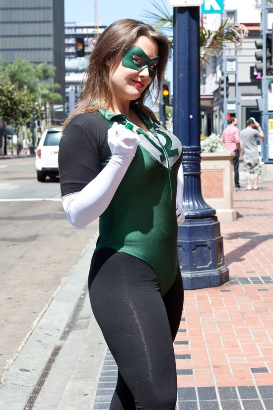 Gender Bent Green Lantern