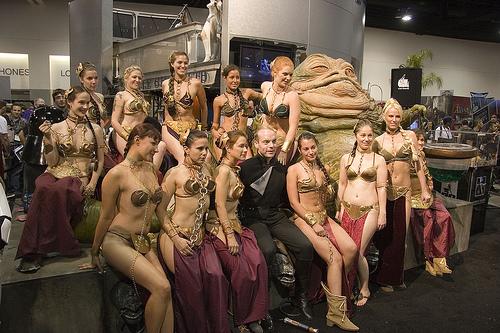 Slave Leias