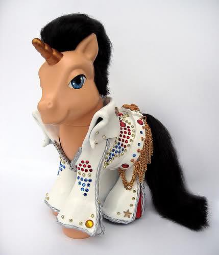 Pony Elvis
