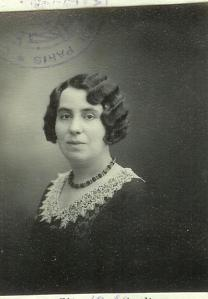 Photograph of Branca Edmée Marques