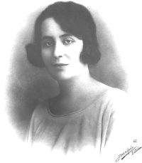 Photograph of Branca Edmée Marques