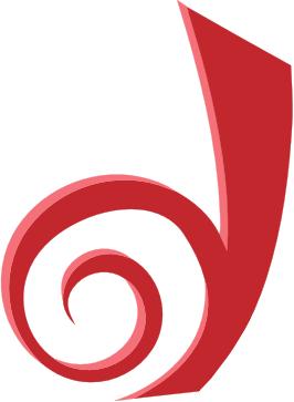 "Dreamwidth ""swirly d"" logo"