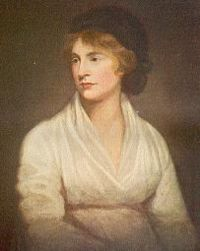 Colour portrait of Mary Whiton Calkins
