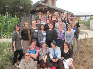 AdaCamp Melbourne group photo