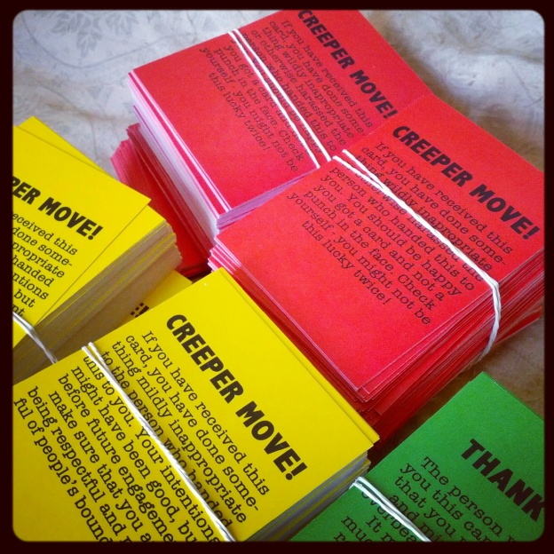 Red/Yellow cards