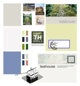 Wikipedia Teahouse design palette, by Heather Walls CC BY-SA
