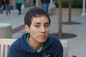 Image of Maryam Mirzakhani
