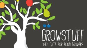 Growstuff open data campaign logo