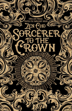 UK cover for Sorcerer to the Crown